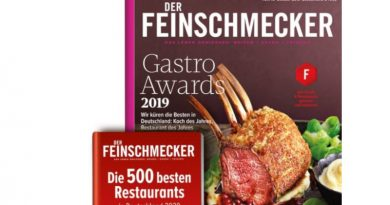 500 beste Restaurants im FEINSCHMECKER Guide