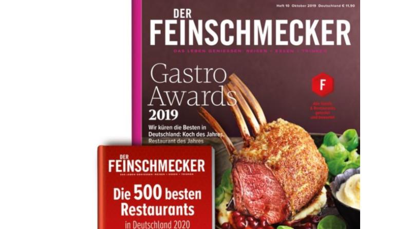 500 beste Restaurants im FEINSCHMECKER Guide