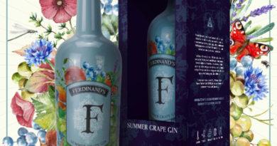 Ferdinand's Gin: Sonderedition kommt zum 6. Jubiläum