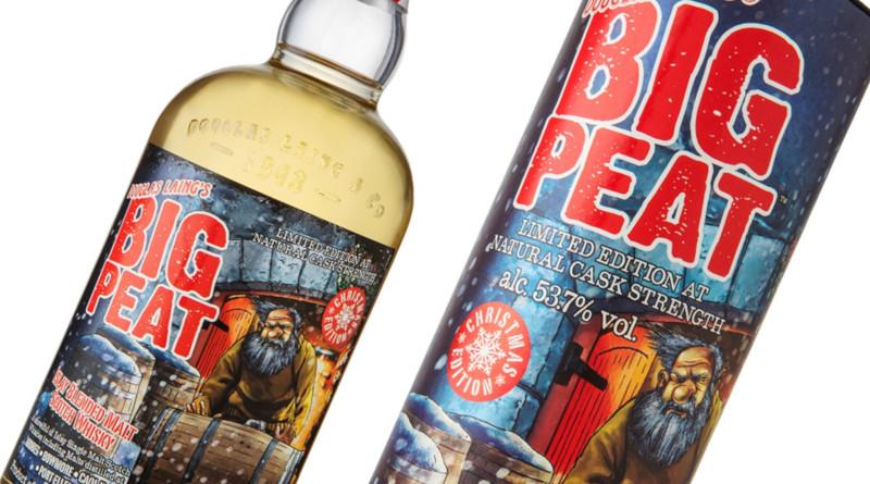 Douglas Laing: Big Peat Christmas 2019