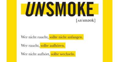 Philip Morris: Globale Anti-Rauch-Kampagne jetzt auch in Deutschland gestartet