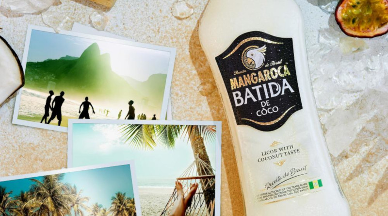 Mangaroca Batida de Côco weiter auf Erfolgskurs