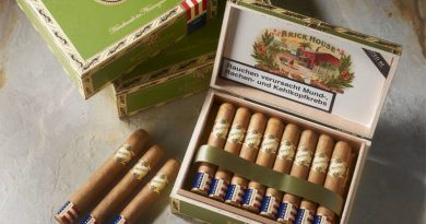 "Brick House Cigarren – the ""American Way of Cigars"""