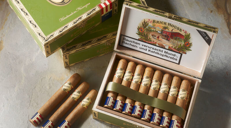 """Brick House Cigarren – the """"American Way of Cigars"""""""
