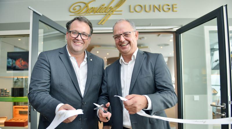 Das ist Davidoff Live: Premium Cigarren, First Class Lounge und Champions League Feeling