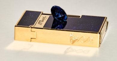 S.T. Dupont präsentiert individuellste Kollektion der Linie 2: das DNA-Feuerzeug