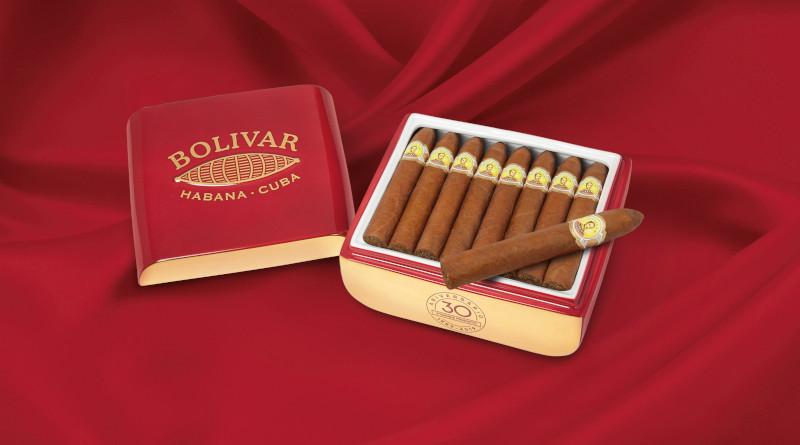 30 Jahre 5thAvenue wollen gefeiert werden: Mit den Afficionados und einem Jubiläums-Präsent, dem Bolívar Belicosos Finos im Porzellan-Jar