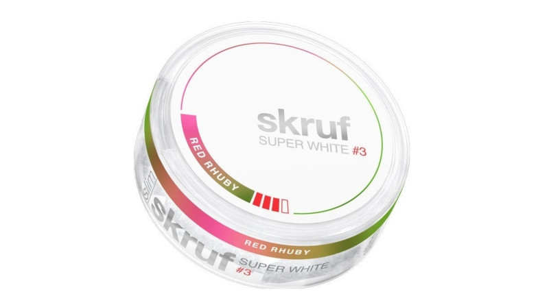 """Reemtsma bringt drei zusätzliche Varianten"""" skruf Super White"""" auf den Markt"""