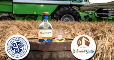 Stefan Meier Tabakwaren & Whisky feiert zehn Jahre Kilchoman Single Malt