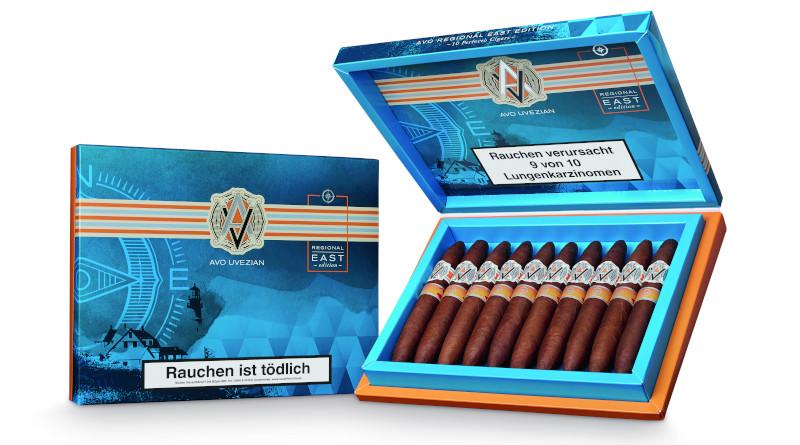 Neue limitierte Genusserlebnisse mit AVO Cigars: AVO East und AVO WEST