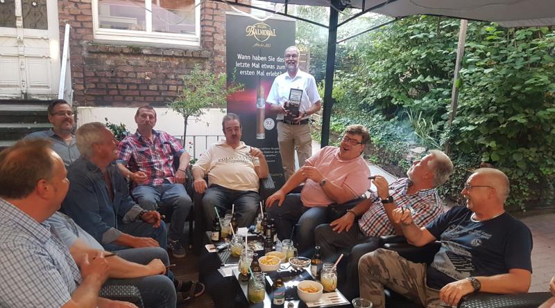 Balmoral Tasting bei Wolsdorff in Gelsenkirchen-Buer