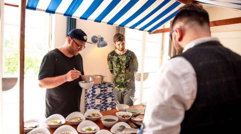 Deutsche Top-Restaurants kochen mit Gin Mare