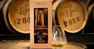 Mitmachen und mit St. Kilian Distillers gewinnen