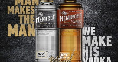 NEMIROFF aus der Ukraine: Zwei neue markante Vodkas im Sortiment