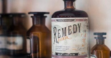 """Neuer Rum-Likör von """"Remedy"""" / Alles begann in einer Apotheke"""