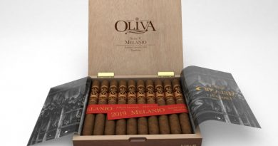 """OLIVA: Limitierte Editionen der """"V Melanio"""" und """"V Maduro"""" bald weltweit verfügbar"""