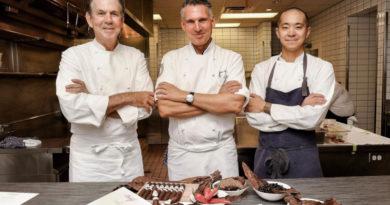 Davidoff bringt US-Star Keller und den Schweizer Koch des Jahres 2019 zusammen
