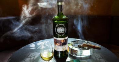 Stefan Gabányi und die Scotch Malt Whisky Society präsentieren gemeinsame Abfüllung