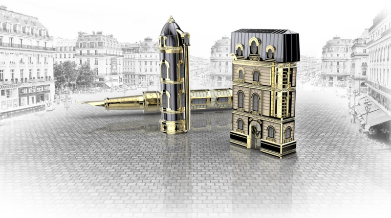 S.T. Dupont präsentiert Limited Edition - From Paris with Love