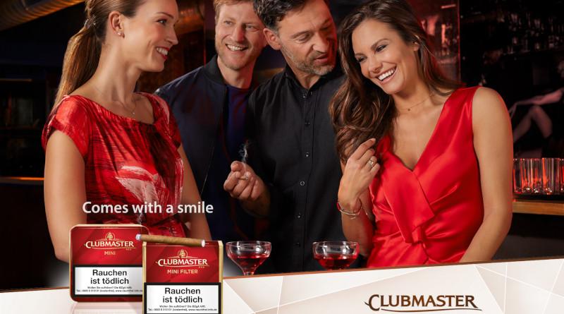 """Gern gesehen:""""Clubmaster Mini Red"""""""