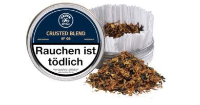 Aus der Vauen-Tabakküche: TABAK N° 06 Crusted Blend