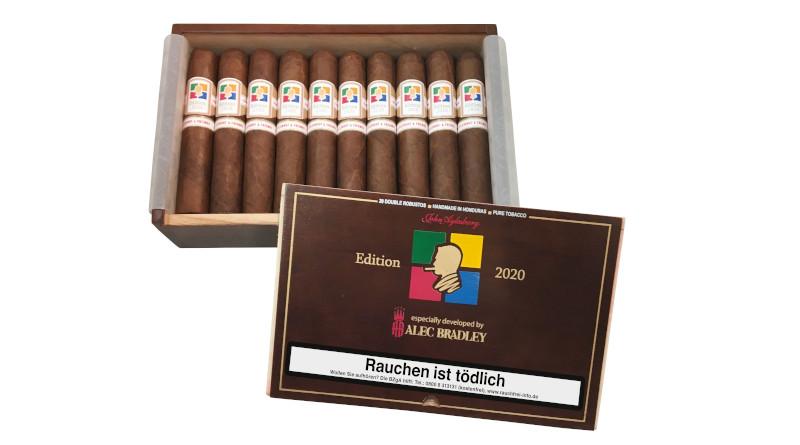 John Aylesbury: Die Jahres-Cigarre 2020 hat einen ganz großen Paten