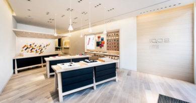 Weltweit größte IQOS-Boutique in Frankfurt/Main eröffnet