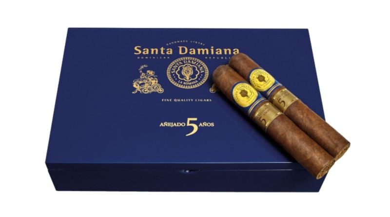 Five years aged: Santa Damiana Añejado 5 años