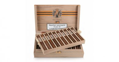 AVO: genieße jeden Ton / Tabake aus 3 Ländern in einer AVO