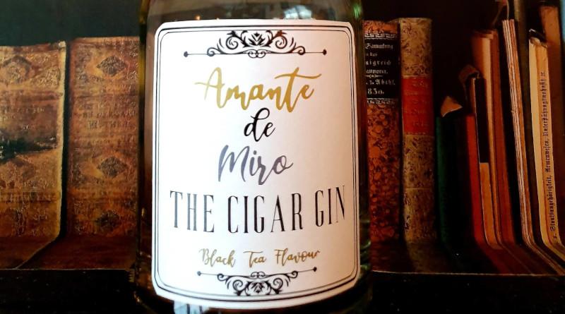 """Miroslav Martinec launcht den """"Cigar Gin Amante de Miro"""""""