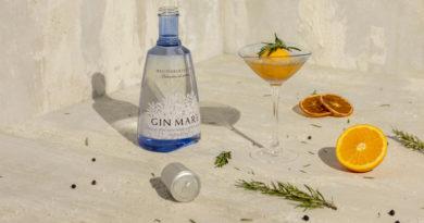Gin Mare Drink mit X(mas)-Factor