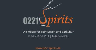 0221 Spirits – die Messe für Spirituosen und Barkultur in Köln