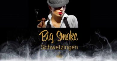 Der Big Smoke Schwetzingen lädt ein / Termin ist der 20. Juni 2020