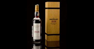 Teuer, teuer, am teuersten / 60 Jahre alten Macallan 1926 Single Malt aus Schottland