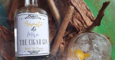 Gewinnspiel mit dem Amante de Miro The Cigar Gin