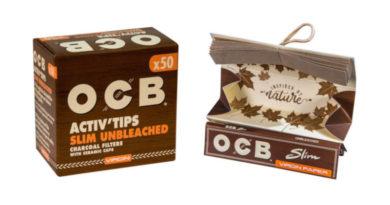Im aktuellen Gewinnspiel: innovative Unbleached-Produkte von OCB