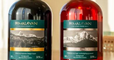 Himalayan Highlands launcht neuartige Liköre mit exotischen Botanicals