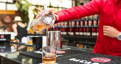 BACARDÍ Rum Room – auch in Hamburg angekommen