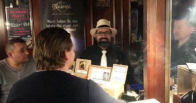 """""""Zigarrenschachtel"""" öffnete sich: Für ein Balmoral- und Drew Estate-Tasting"""