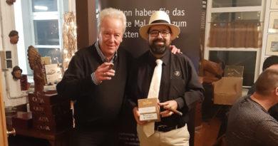 Balmoral Tasting in Miltenberg bei den Falkum´s