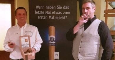 Balmoral Tasting in Weimar - und die Gans war schon da