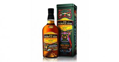 The Temple Bar Whiskey Special bottling