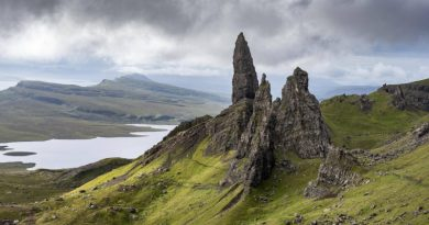 Die große Freiheit auf den kleinen Hebriden