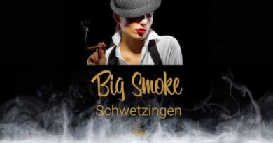 """Fortsetzung der erfolgreichen Eventreihe """"Big Smoke"""" im Schwetzinger Schloss im Juni 2020"""