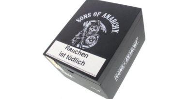 """""""Sons of Anarchy Black Crown"""": Eine perfekte Ergänzung im Cigarrenangebot"""