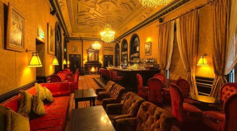 Das sind wahrscheinlich schönsten Hotel-Bars der Welt