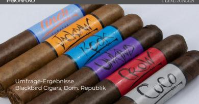 """PasionPuro platziert die Cigarrenmarke """"Blackbird"""" in Deutschland"""