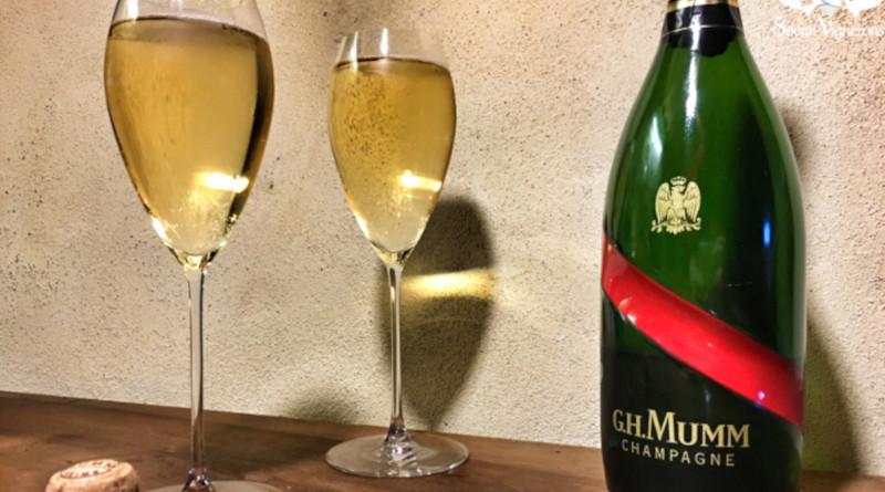 """Viel """"Mumm"""" beim neues Flaschen-Design von Mumm"""