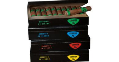 Holen Sie sich die Stiere nach Hause: Cigarren der Marke Corrida im Gewinnspieltopf