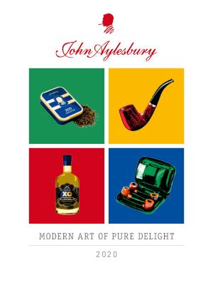 John Aylesbury Pfeifen Katalog